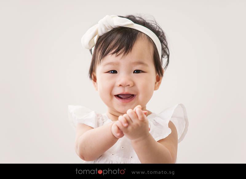 Baby Photoshoot Studio