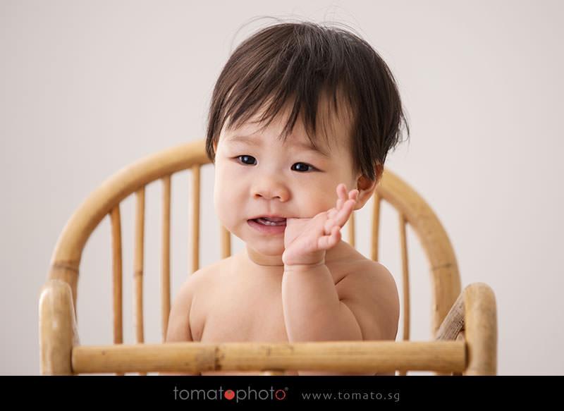 Singapore Baby Photoshoot