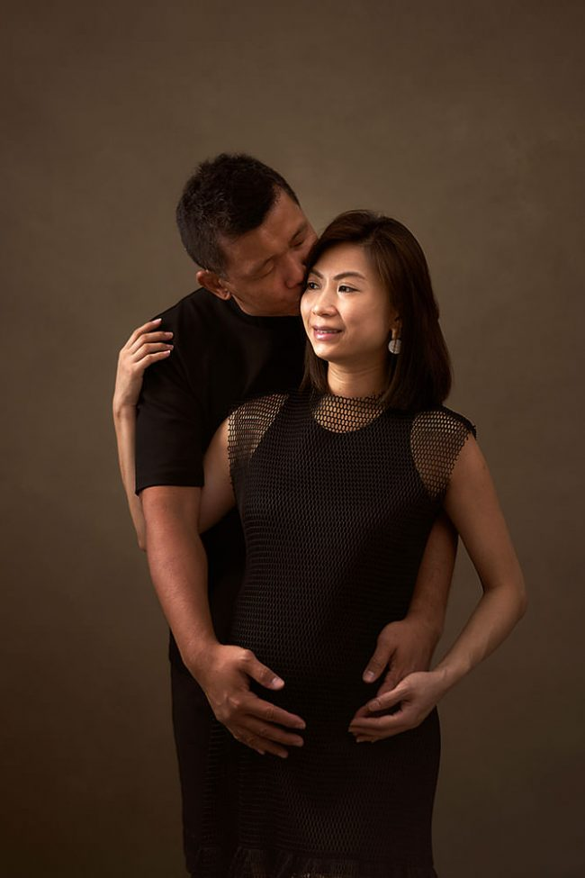 Best Maternity Photographer Singapore