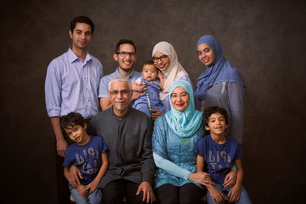 Best Generation_Portrait Family Photo Shoot