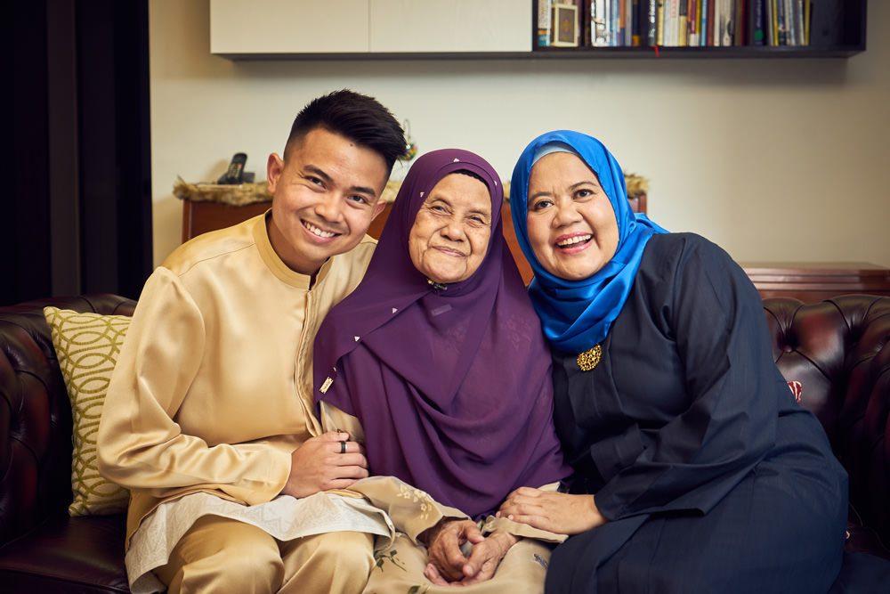 Generation Portrait Singapore Home