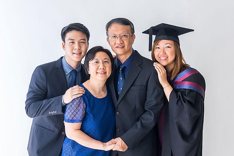 Graduation Photography Singapore