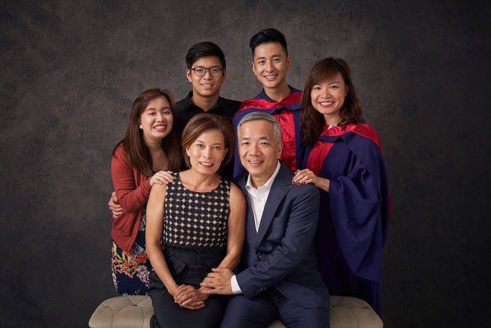 Graduation Family Portraits