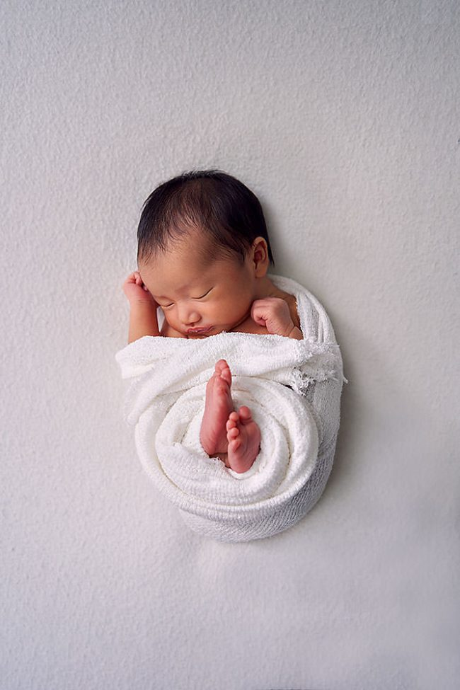 Best Newborn Photographer Singapore