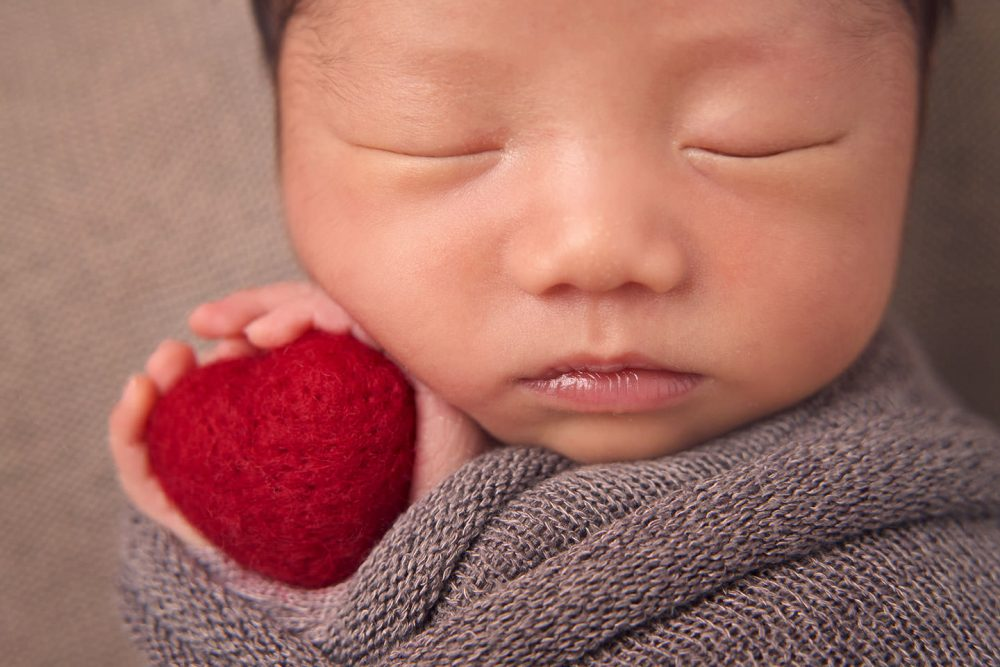 Newborn Photography Singapore