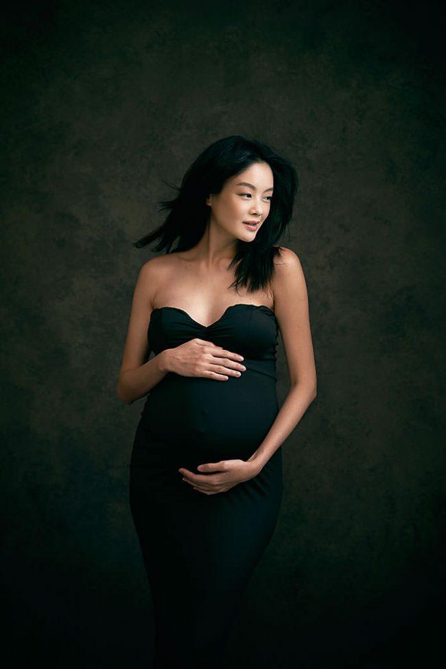Sheila Sim Maternity Photo
