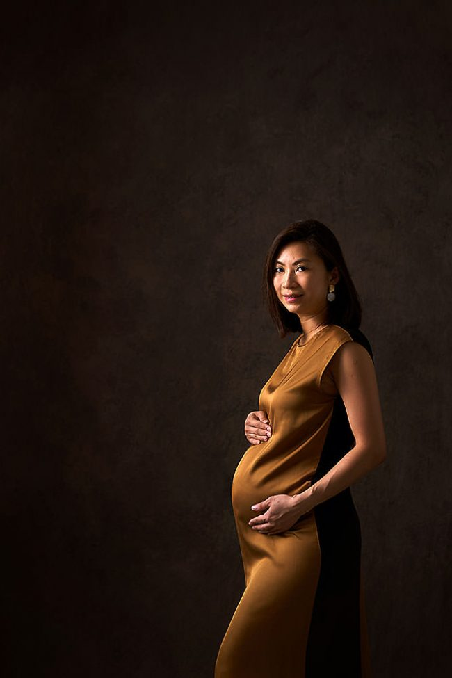 Beautiful Maternity Photography Singapore