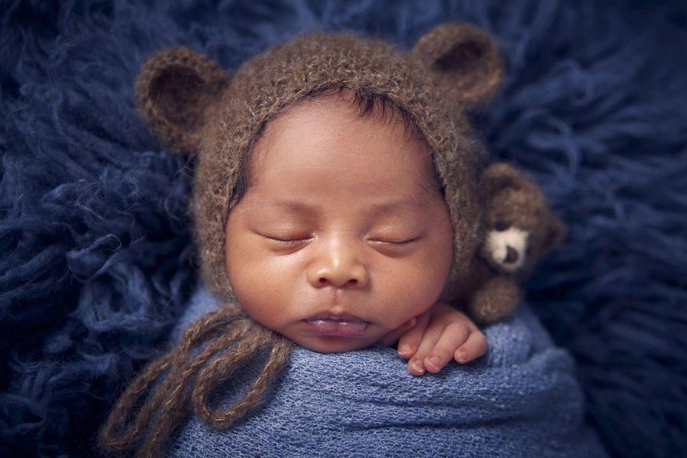 Singapore Cute Newborn Photoshoot