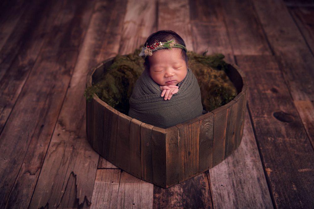 best newborn photoshoot idea sg