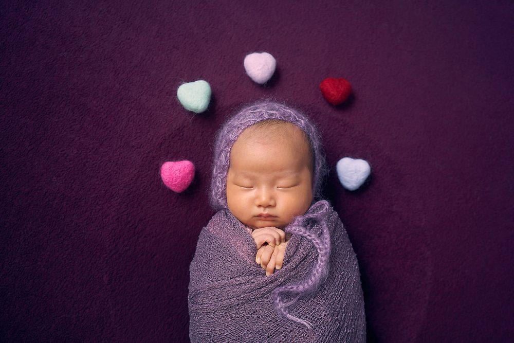 best sg newborn baby photoshoot studio