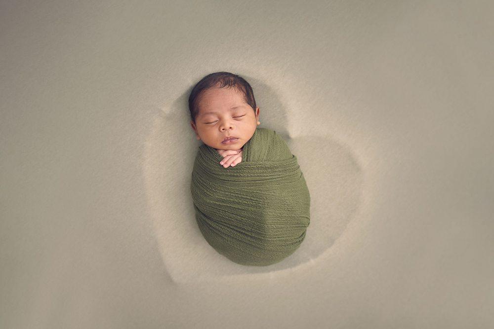 newborn baby studio