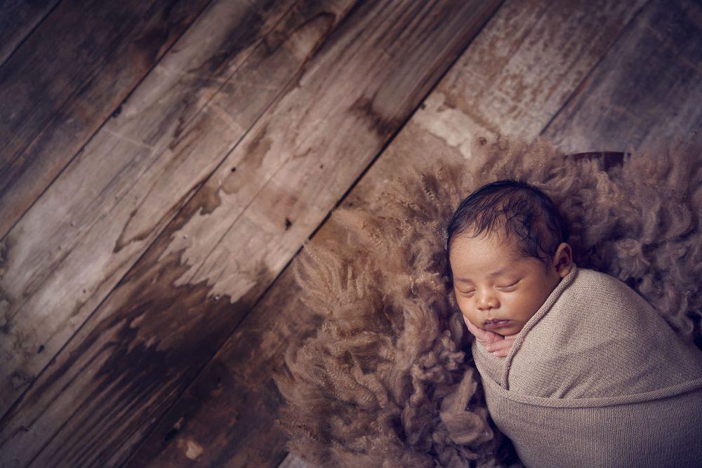 newborn photoshoot idea