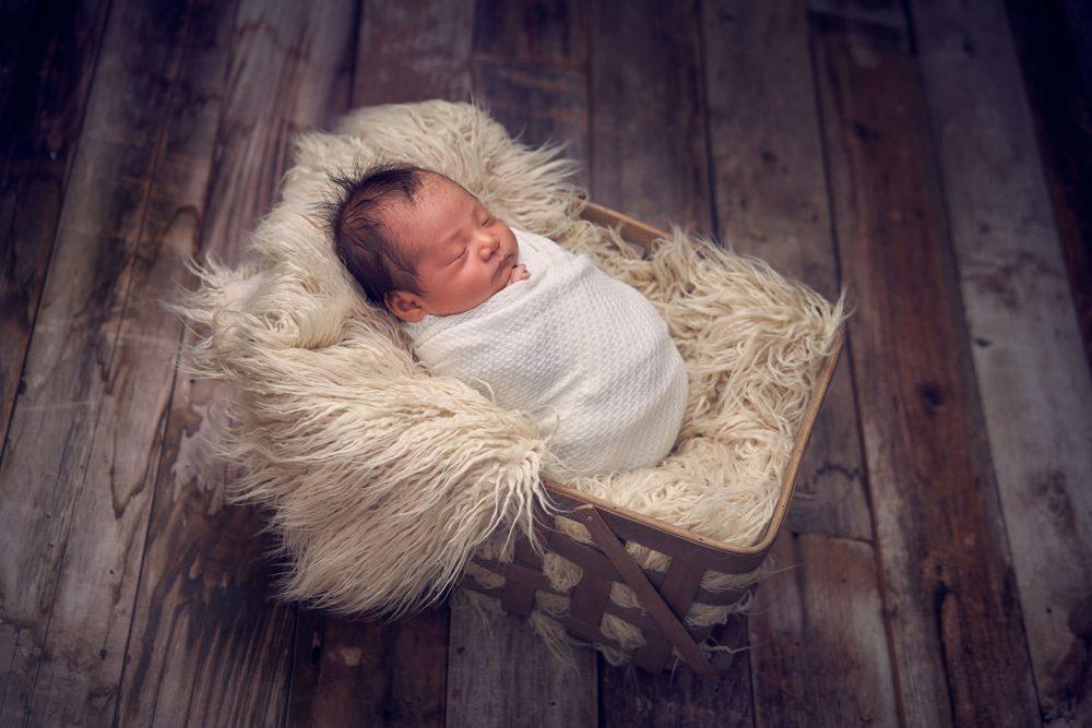 newborn photoshoot props