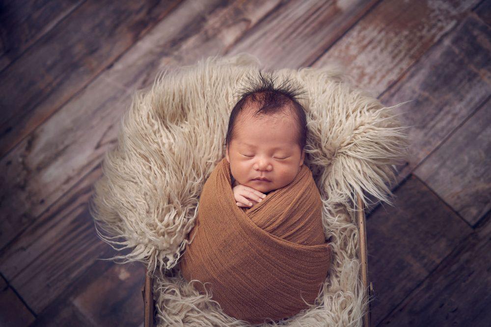 newborn props photoshoot
