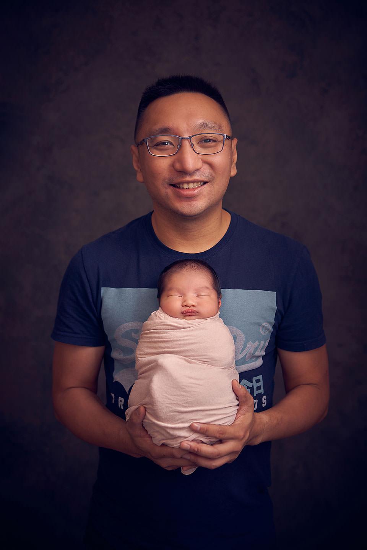 sg baby family photoshoot