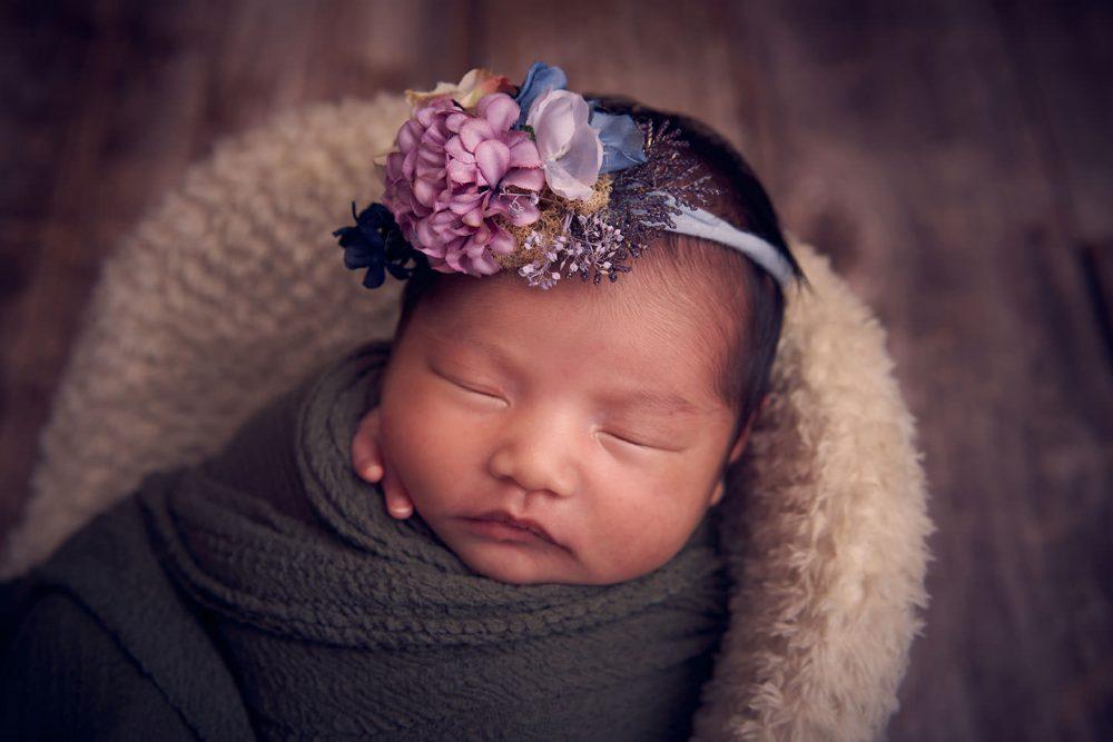 sg theme baby photoshoot