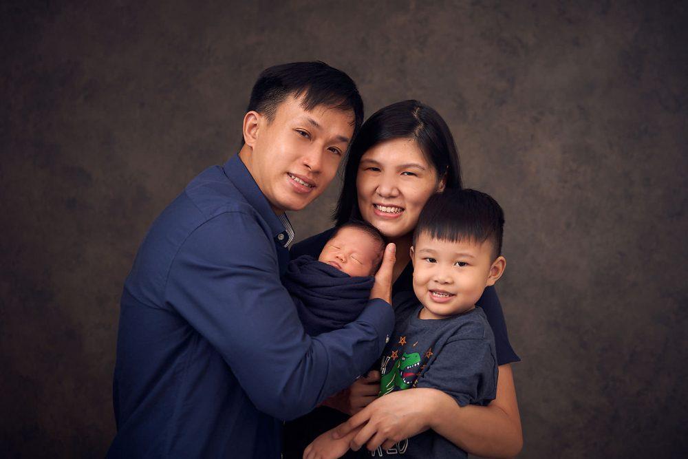 singapore family newborn studio